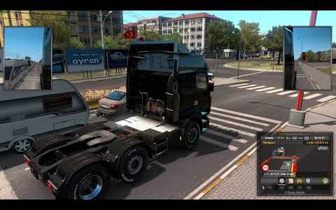 Euro Truck Simulator 2 – Turecko – Edirne