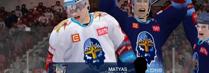 NHL 2009 – dres HC Kladno 2019/2020