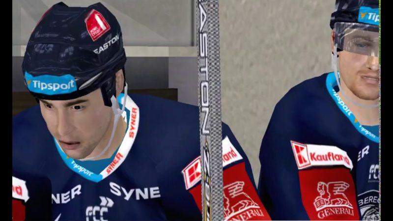 NHL 2009 – Bílí Tygři Liberec – 2019/20