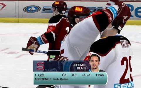 NHL 2009 –  HC Sparta Praha – dresy 2019/20