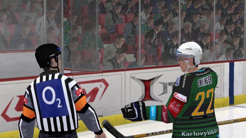 NHL 2009  – HC Energie Karlovy Vary – dresy – 2019/20