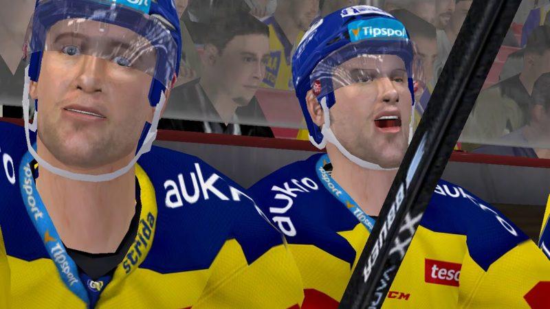 NHL 2009 – PSG Berani Zlín