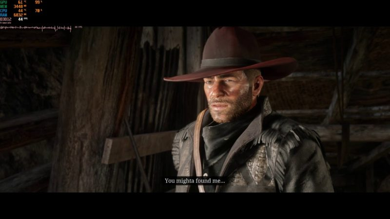Red Dead Redemption 2 – 24