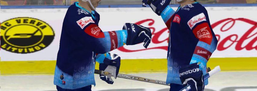 HC Litvínov vs Rytíři Kladno