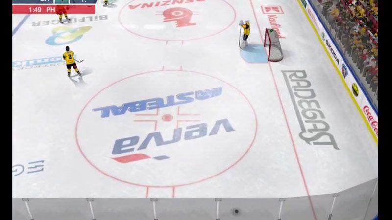 HC VERVA Litvínov – HC Dynamo Pardubice