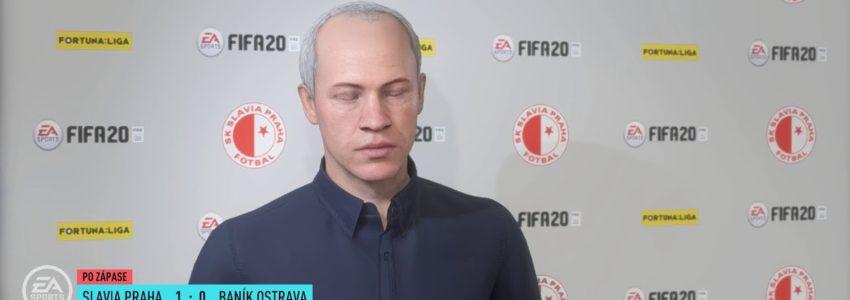 FC Baník Ostrava – FC Baník Ostrava (FIFA 20)