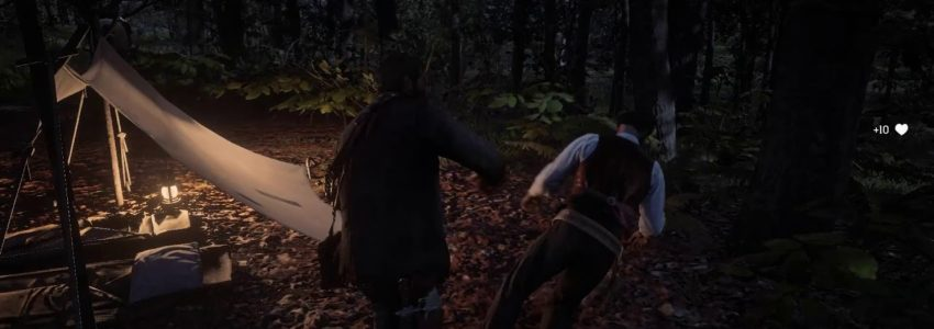Red Dead Redemption 2 – 35 – Magicians for Sport