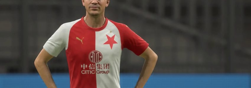 SK Slavia Praha – SK Dynamo České Budějovice (FIFA 20)