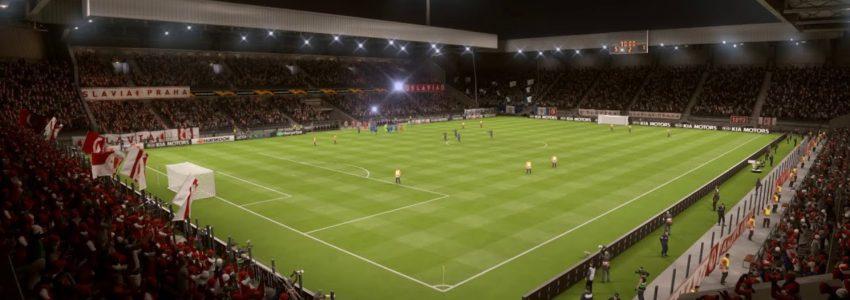 SK Slavia Praha – FK Dynamo Kyjev (FIFA 20)