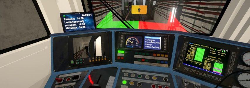 Metro Simulator 2020 – tutorial