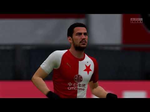 FC Midtjylland – SK Slavia Praha – FIFA 20