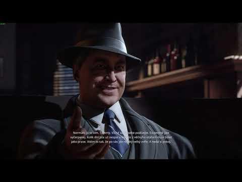 Mafia Definitivní edice – Mise 1 – Nabídka, která se neodmítá