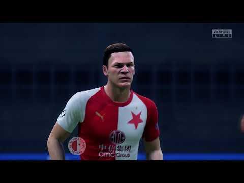 FIFA 20 – SK Slavia Praha – Borussia Dortmund