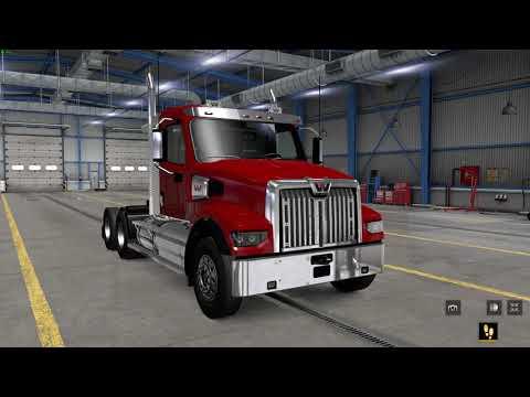 American Truck Simulator – The Western Star® 49X