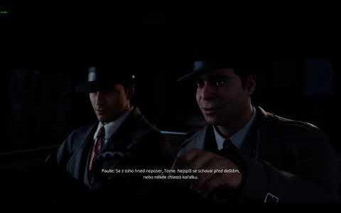 Mafia Definitive Edition – Mise 9 – Výlet do přírody 1/2