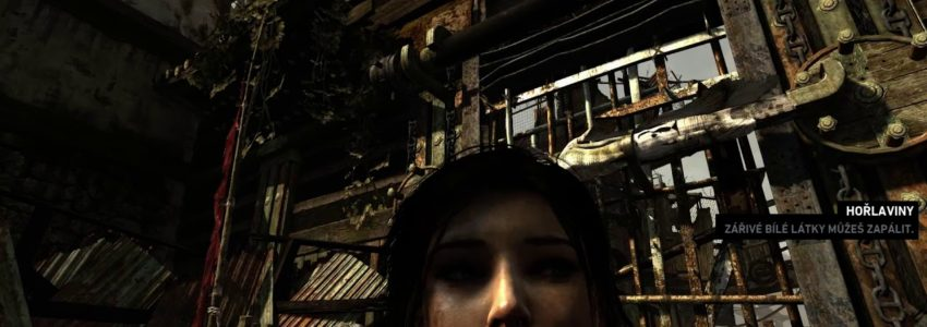 Tomb Raider (cz) – průchod hrou – #07