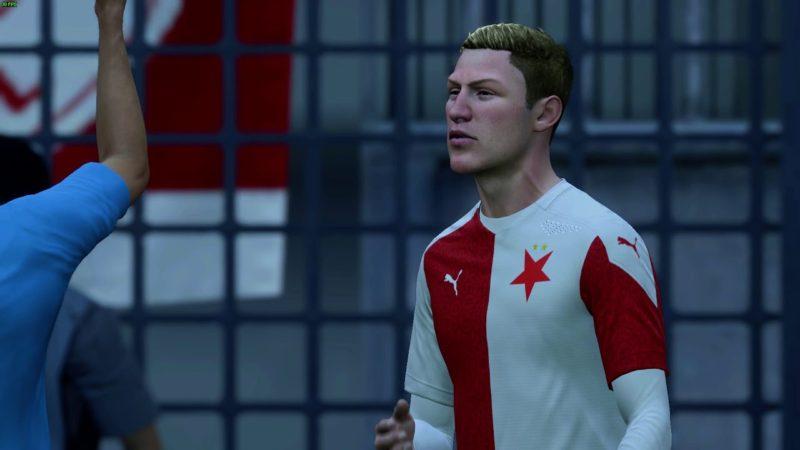 SK Slavia Praha – Bayer 04 Leverkusen (FIFA 21)