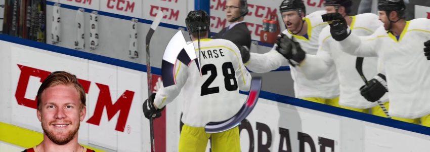NHL 21 – Režim organizace – 2