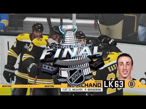 NHL 21 – první zápas