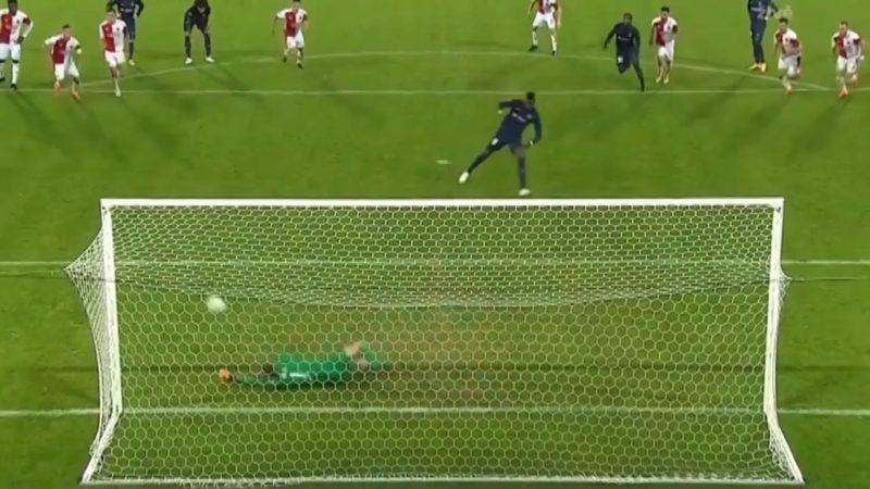 FC Midtjylland (Dán.) – SK Slavia Praha – Penalty