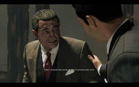 Mafia Definitive Edition – Mise 13 – Dobrou chuť