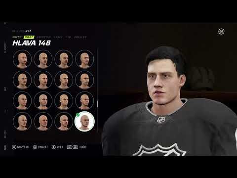 NHL 21 – Kariéra Be a Pro