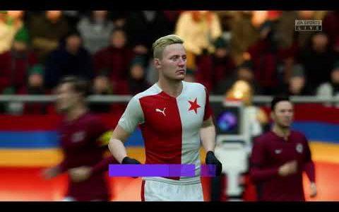 Fifa 21 – SK Slavia Praha – AC Sparta Praha