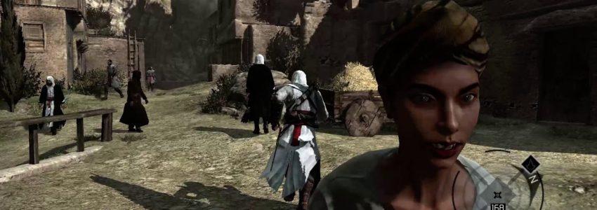 Assassin's Creed – PAMĚŤOVÝ BLOK 1 (Jeruzalém & Masyaf)