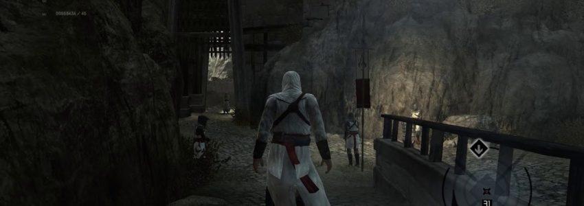 Assassin's Creed – PAMĚŤOVÝ BLOK 2 – Masyaf – #01