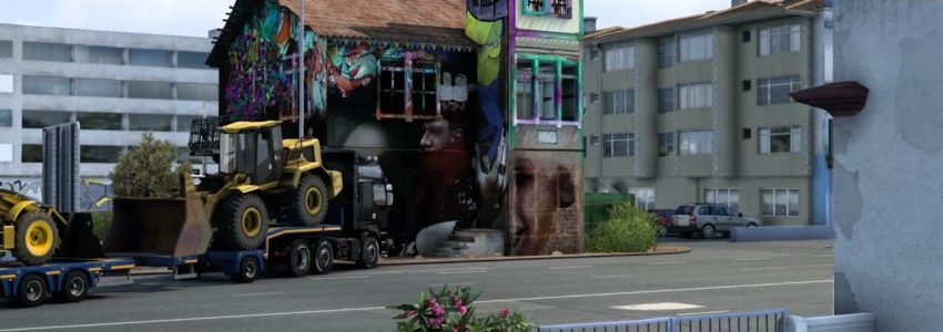 Euro Truck Simulator 2 – Iberia – Olhão