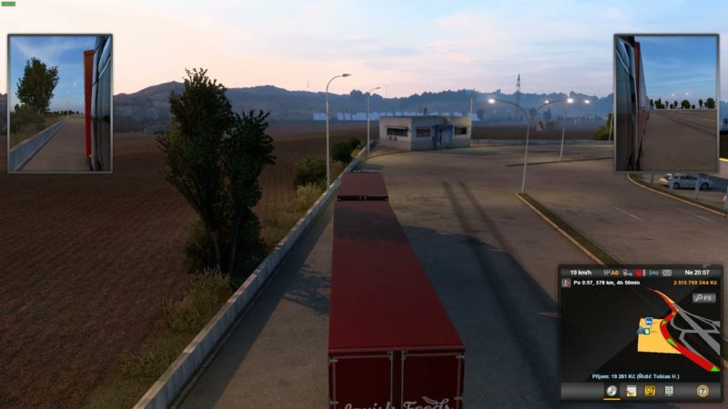 Euro Truck Simulator 2 – Iberia – Madrid – Sevilla