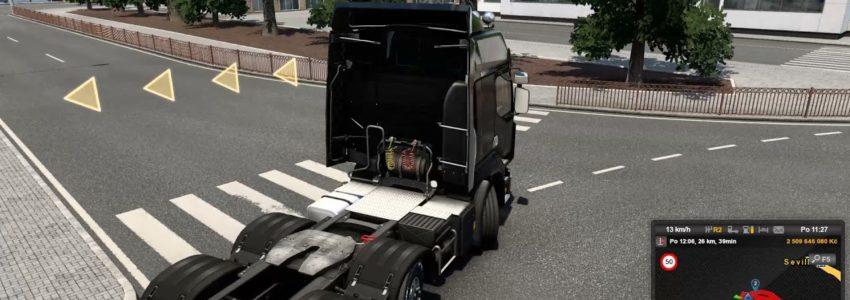 Euro Truck Simulator 2 – Iberia –  Sevilla