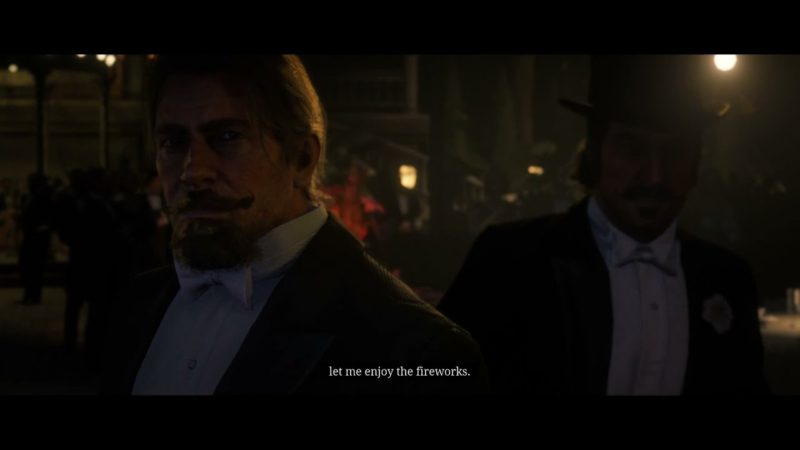 Red Dead Redemption 2 – The Gilded Cage