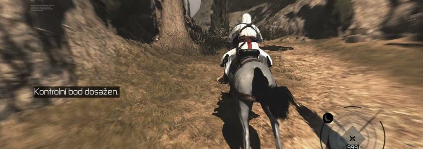 Assassin's Creed CZ – #11