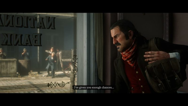 Red Dead Redemption 2 – Banking, the Old American Art & Welcome to the New World