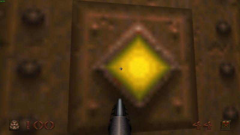Quake remaster – E1M1: the Slipgate Complex