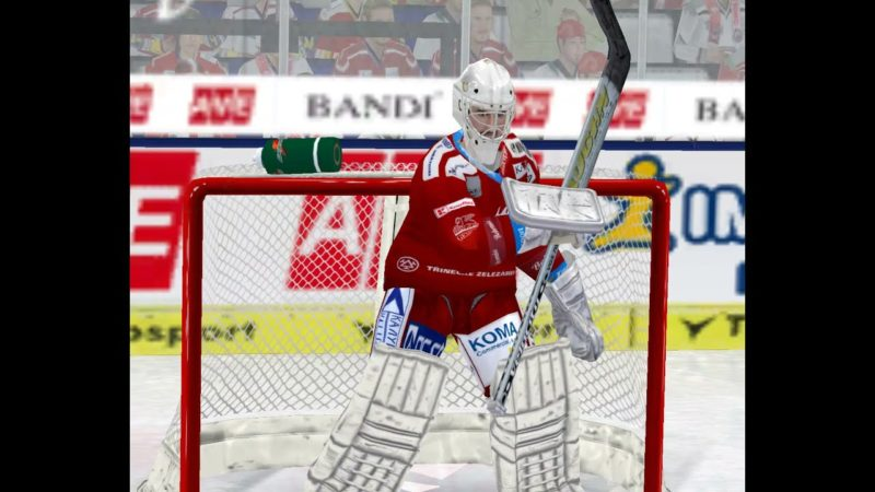HC Olomouc – 1. kolo