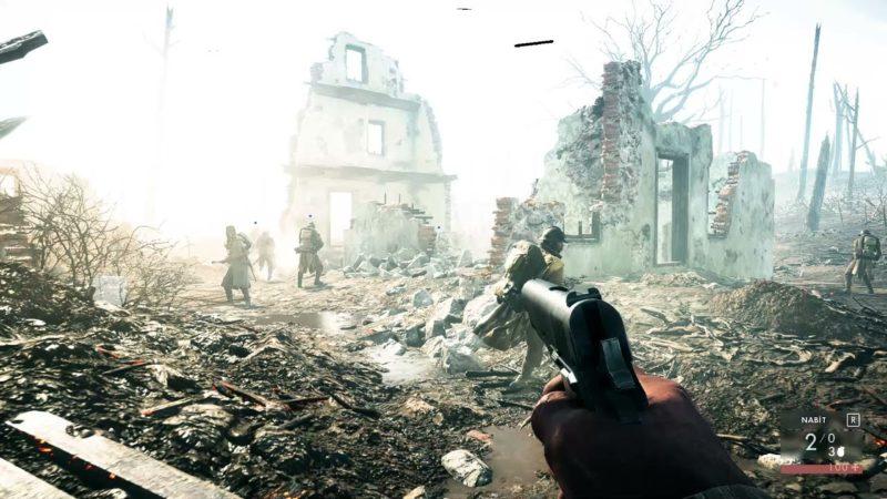 Battlefield 1 – Ocelová bouře – rozbřesk