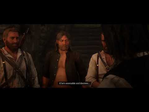 Red Dead Red… 2 – A Kind and Benevolent Despot & Hell Hath No Fury & Paradise Mercifully Departed