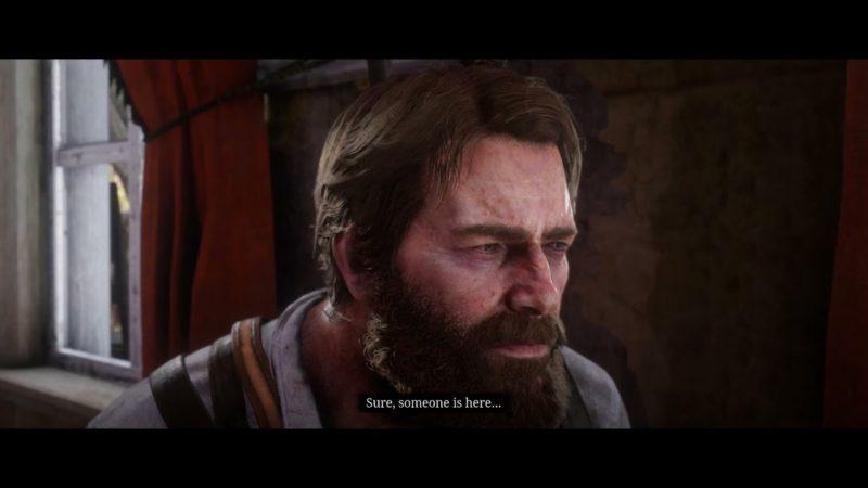 Red Dead Redemption 2 – Dear Uncle Tacitus