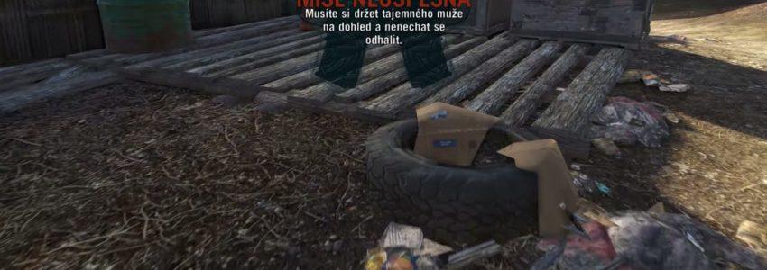 Far Cry 3 – Špatná čtvrť