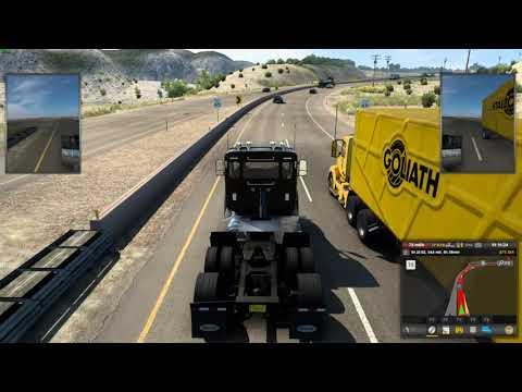 American Truck Simulator – Wyoming – Welcome