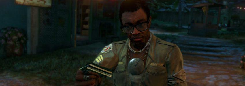 Far Cry 3 – Město Amanaki
