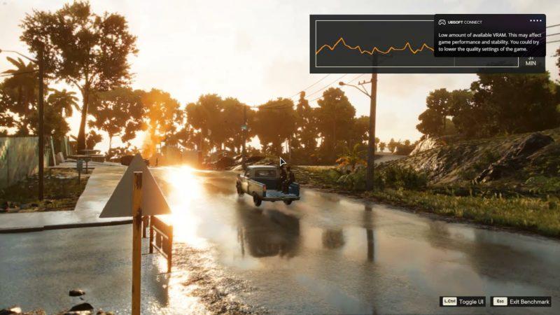 Far Cry 6 – Benchmark