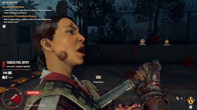 Far Cry 6 – Fuel the Revolution – I