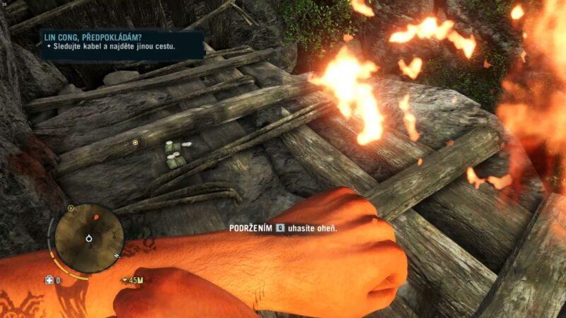 Far Cry 3 – Lin Cong, Předpokládám?