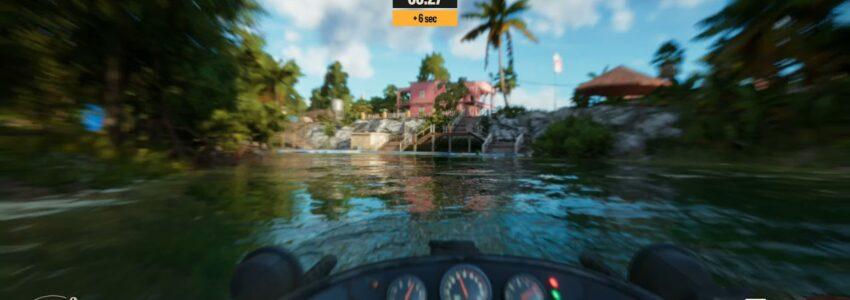 Far Cry 6 – Závody